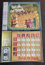SEALED NEW Vintage 1977 BREAK THE BANK TV Board Game Milton Bradley