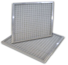 16x25x1 Permanent Washable Electrostatic HVAC Filter with LIFETIME WARRANTY