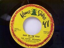 "LOVIN SPOONFUL ""RAIN ON THE ROOF / POW"" 45"
