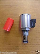Jcb Eléctrica 12v válvula de solenoide