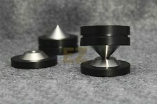 8 pcs Speaker AMP Spike Cone & Base Isolation Feet Improve Audio Sound Quality G