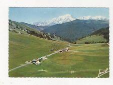 Le Col Des Aravis Vue Generale Mont Blanc Postcard France 442a