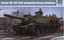Trumpeter 1/35 SU-152 Self-Propelled Heavy Howitzer #1571 #01571