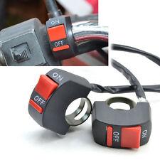 Controller ON/OFF Button Light Motorbike Handlebar ATV Bike Switch Motorcycle