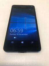 Microsoft Lumia 650 4G Mobile Smartphone (EE NETWORK) -(Black)