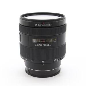 NEW SONY DT 16-50mm F2.8 SSM Lens for A Mount (SAL1650)