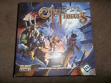 Dust Games Cadwallon City of Thieves