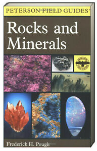Peterson Field Guide Rocks and Minerals by Frederick H. Pough (Paperback)