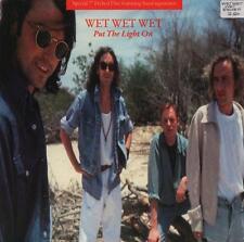 "Wet Wet Wet(Etched 7"" Vinyl P/S)Put The Light On-The Precious Organisat-VG+/Ex+"