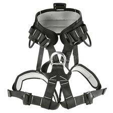 Professional Seat Belt Rock Climbing Bust Harness Rappelling Caving Rescue Y7N7