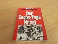 Der Sechs- Tage Krieg. Israel 1967 ISBN 3811843044