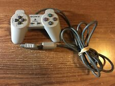 Original Sony Playstation PS One Controller PS1 Game Pad Remote SCPH-1080 Genuin
