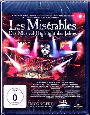 BLU-RAY LES MISÉRABLES 25 Anniversary Concert Claude-Michel Schönberg Miserables