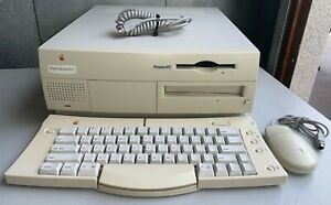 Apple Power Macintosh Mac G3 Desktop Computer 266mhz 24X CD 4GB HD, OS 9.2  (BH)