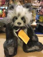 Charlie Bears Ainsley Teddy Bear, 2018 Collection BRAND NEW WITH TAGS