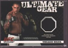 THIAGO SILVA 2009 TOPPS UFC ULTIMATE GEAR FIGHTER WORN RELIC PATCH SP /500 $40