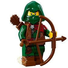 LEGO MINIFIGURES SERIE 16 - MINIFIGURA ROGUE 71013 - ORIGINAL MINIFIGURE
