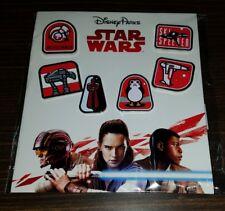 Disney Pins Star Wars Last Jedi Movie Trading Pins  NEW