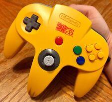 Nintendo N64 Banana Controller Great Shape Donkey Kong 64 DK64 Yellow