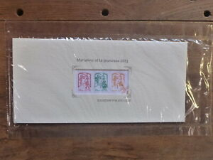2013 FRANCE SOUVENIR STAMP SHEET BOOKLET UNOPENED-MARIANNE