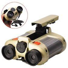 J-Tech Night Scope Binoculars Surveillance With Pop-Up Light 4X30MM