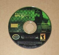 Tom Clancy's Splinter Cell (Game Only) Nintendo GameCube Fast Shipping