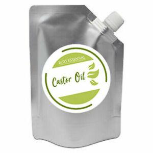 PURE CASTOR OIL 100% NATURAL | DIY cosmetics | Skin, Lash and Hair Treatment