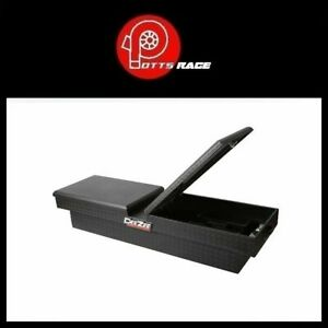 Dee Zee Red Label Dual Lid DZ10370TB Gull Wing Pull Handle Crossover Tool Box