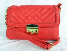 CARLOS BY CARLOS SANTANA GISELLA Flap Red Crossbody Bag Msrp $79.00