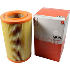 Original MAHLE / KNECHT Luftfilter LX 55 Air Filter