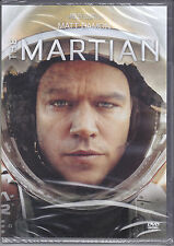 Dvd «THE MARTIAN ♦ SOPRAVVISSUTO» con Matt Damon import con italiano 2015