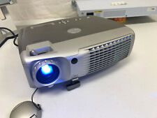 Dell 4100MP DLP Projector   - Only 365 Lamp Hours Used - Tested and Works
