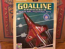 NFL REDSKINS, FIGHTING JETS, GOALLINE Classics Series, Ertl Collectibles