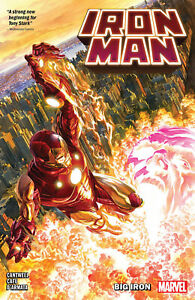 Iron Man TPB Volume 1 Big Iron Softcover Graphic Novel