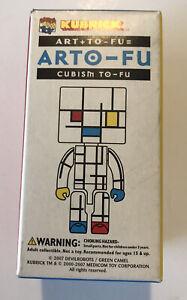 Kubrick ARTO-FU Medicom CUBISM To-fu DevilRobots - New in Box