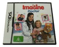 Imagine Doctor DS 2DS 3DS Game *Complete*