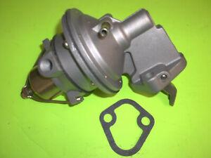 Fuel Pump (Bowl faces down) Mercruiser 4 Cyl 2.5L 3.0L 3.7L, 18-7282 861676A1