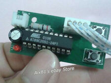 Mini 2 Phase 4 Wire Stepper Motor Driver Board Drive Control Panel Programmable