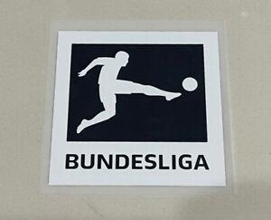 Bundesliga 2020-2021 Deutscher Fussball Black Patch Badge Dortmund Neon shirt