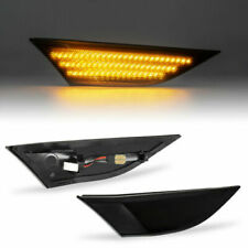 LED SEITENBLINKER für PORSCHE Boxster | Cayman | Typ 981/982 | SCHWARZ 7512-1