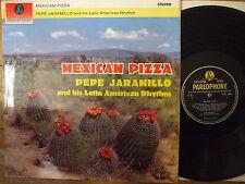PCS 3043 Pepe Jaramillo - Mexican Pizza - 1963 LP