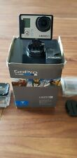 GoPro Hero3 Silver Edition Camcorder + Spare battery - Massive bundle