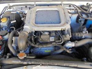 NISSAN NAVARA ENGINE D22, DIESEL, 2.5, YD25, TURBO, 2WD, 01/07-08/15 (AUS ONLY)