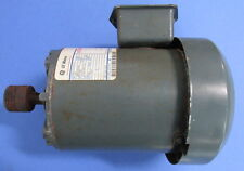 GE MOTORS 1/2HP, 3 PHASE, 1725RPM, 208-230/460V, 5K35MN34