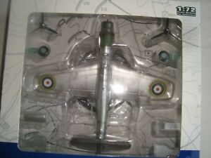 Miniature Aircraft Dornier Pfeil Do 335A 1 Germany 1945 WW2 1/72° Solido New