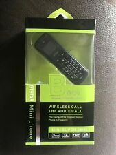 GTSTAR BM50 WIRELESS MINI MOBILE PHONE - NUOVO SBLOCCATO