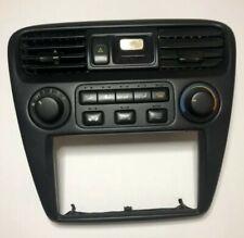 ☆98-02 Honda Accord Climate Control Manual AC Heater Temperature Radio Bezel☆