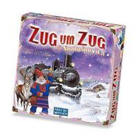 Zug um Zug - SKANDINAVIEN Days of Wonder Neu