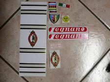 kit stickers adesivi per bici da corsa vintage LEGNANO modello ROMA olimpiade