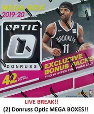 Portland Trail Blazers 2019-20 Optic Basketball (2) MEGA BOX LIVE CASE BREAK #5